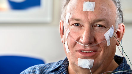 Your In-Center Sleep Study