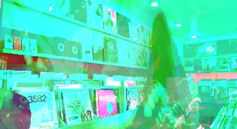 Video Art Made with Videothing by Alex Boyce