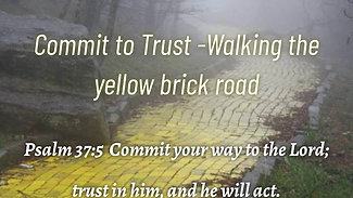 Commit to Trust