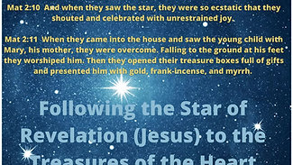 Following The Star of Revelation