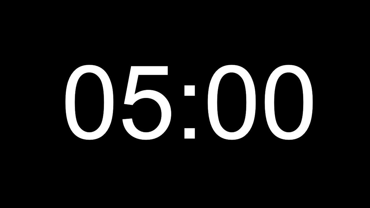 5 Minutes: Breathe