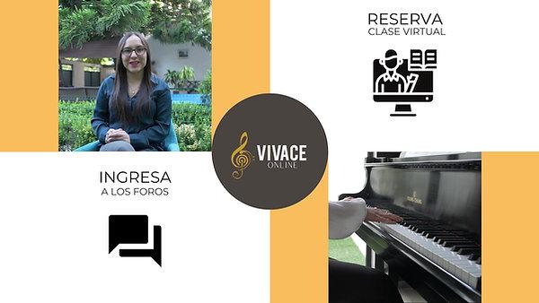 Conoce Vivace Online