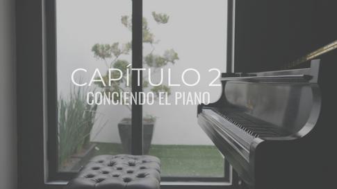 Capitulo 2: Conociendo el Piano