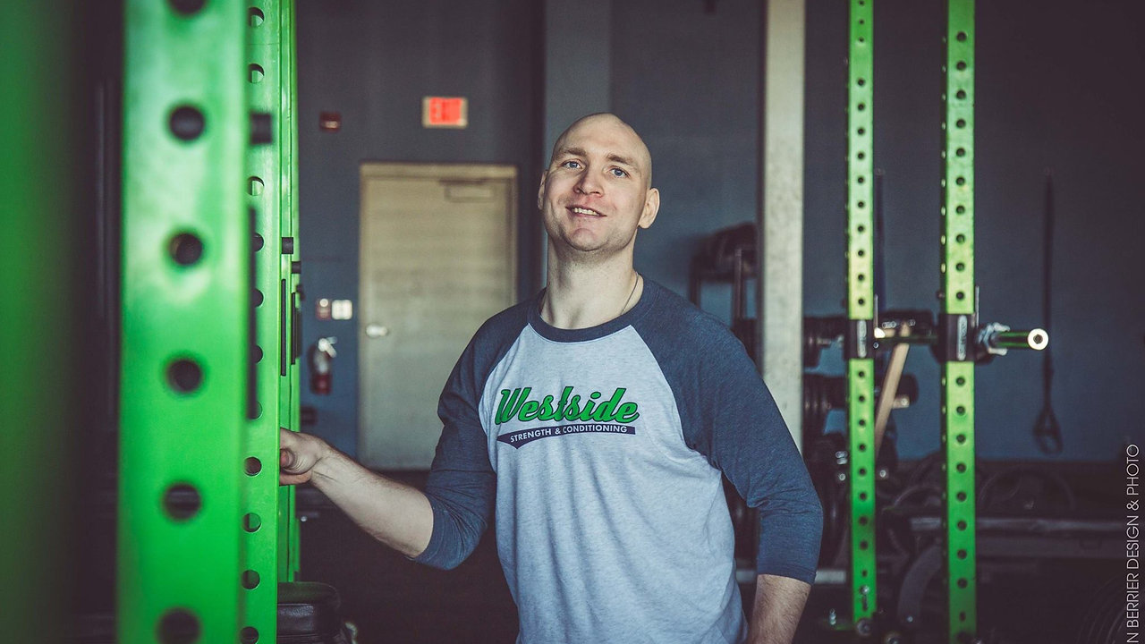 Personal Trainer, Scott Rahm, talking about overcoming obstacles