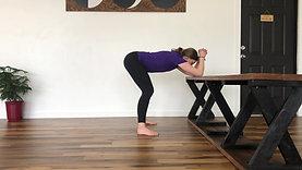 Counter Lat Stretch