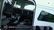 DES PILOTES D'AVIONS VOLONTAIRES SE TRANFORMENT...