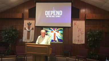 Depend on the Spirit 4-11-21