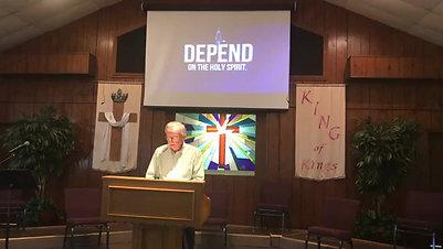 Depend on the Spirit 4-11-21