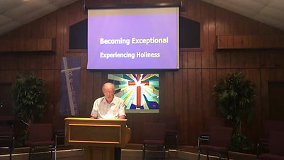 Becoming Exceptional 10-10-21