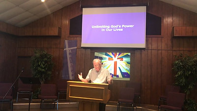 Unlimiting God's Power in Our Lives 9-19-21