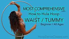 How to Waist Hula Hoop