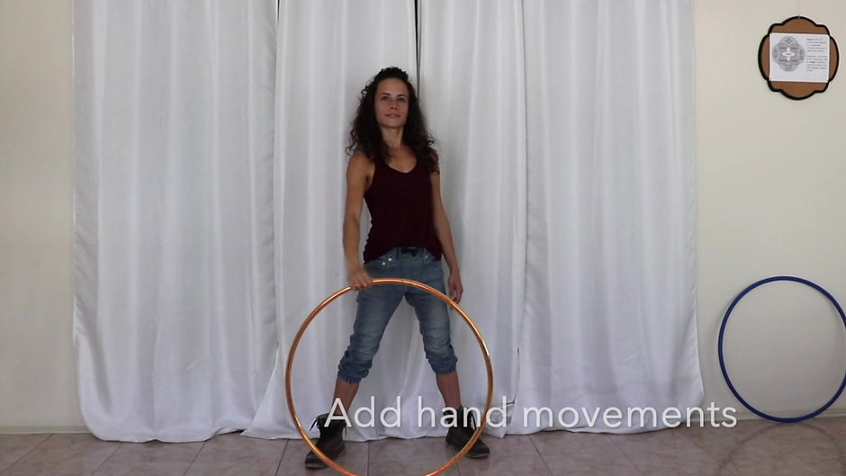 Hip Hop Hooping Fundamentals