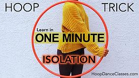 1 Minute Isolation