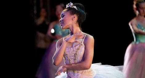 Kyra's Dewdrop Fairy Nutcracker Performance