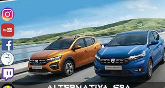 Nuova Gamma Dacia Sandero - Alternavita SPA