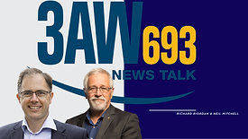 Richard Riordan Member For Polwarth & 3AW Neil Mitchell discuss Colacs Covid Outbreak