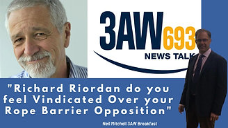 Richard Riordan Vindicated Over Wire Rope Barriers