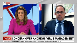 Richard Riordan MP Demands Andrews Government to Take Back Control