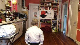 KITCHEN KARATE LESSON #1_ Dojo Manners