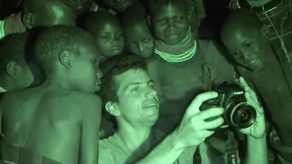 Backstage Turkana Project, Kenya