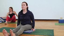 Yin Yoga with Sarah