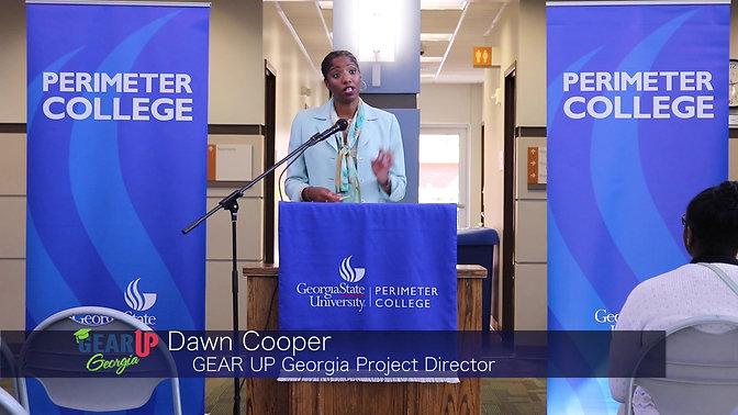 Georgia Gear-Up Program