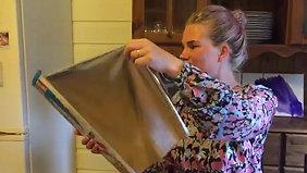 Tina: Aluminum Foil Dispenser