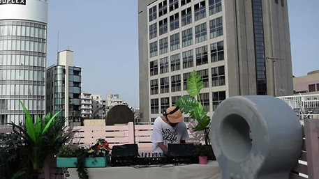 DJ time by Satoshi Miya