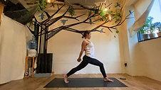 10/28 Quick Hatha yoga by Maiko Kurata