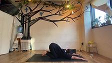 6/1 Healing yoga (カラダを緩め呼吸を深める) by Maiko Kurata