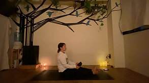 11/24 Healing yoga by Maiko Kurata