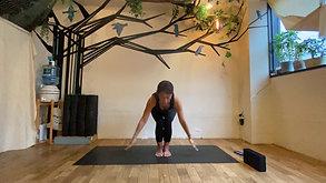 9/23 Kundalini yoga (Balancing head and heart) by Maiko Kurata