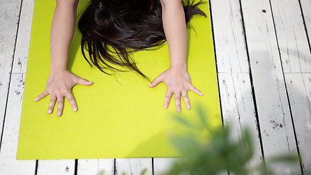 11:30- Kundalini yoga by Maiko