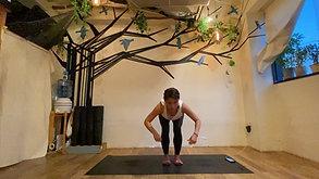 10/28 kundalini yoga (Heart opening-肩首周りをリフレッシュ) by Maiko Kurata