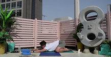 15:00-15:30 Gorilla yoga by Kenta Yamauchi