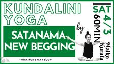 4/3 Kundalini yoga (Satanama- New begging) by Maiko Kurata