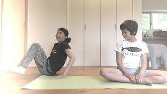 【NEW!】No'6 Mamma Mia Yoga-赤ちゃんと一緒にできるヨガ- by Sayuri