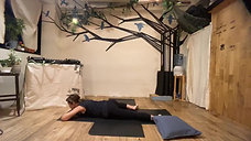 Relax yoga/ リラックスヨガ(自律神経のバランスを整える) by Maiko Kurata 5/12