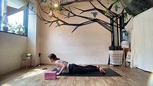 5/1 Hatha yoga by Maiko Kurata