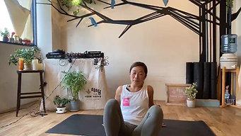 5/31 11:30- #STAYSTRONG at HOME SESSION by Maiko Kurata&DJ Satoshi Miya