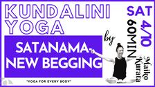 4/10 Kundalini yoga (Breathe more,dance more, and feel more) by Maiko Kurat