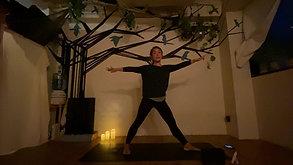 10/27 Healing yoga (首肩周りをほぐす) by Maiko