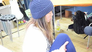 talk&mini yoga class】 by Maiko Kurata at BRIGHTON Studio DAIKANYAMA 7th anniversary