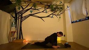 12/1 Healing yoga(骨盤周りのリリース) by Maiko