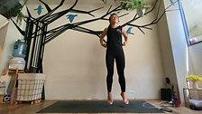 6/12 Kundalini Awakening yoga (汗かいてスッキリ!梅雨に負けないヨガ) by Maiko