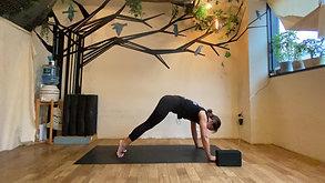 9/23 Quick Hatha yoga by Maiko