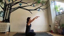 4/16 Kundalini yoga(Change your prospective/視点を変える) by Maiko Kurata