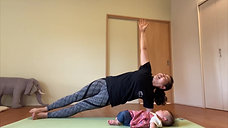 No'3 Mamma Mia Yoga-赤ちゃんと一緒にできるヨガ- by Sayuri