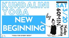 3/20 Kundalini yoga (New beginning) by Maiko Kurata