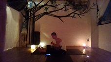 8/4 HEALING YOGA (暑い日の疲れをリリースするYin yoga) by Maiko Kurata